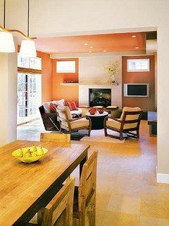 Los colores y el feng shui naranja decoradoras decocasa for Colores para living comedor feng shui