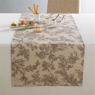 Caminos de mesa un comedor diferente cada vez for Camino mesa moderno