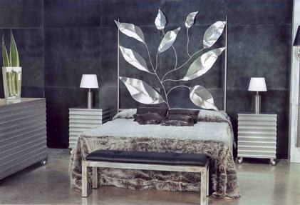 Cabeceras decoradoras decocasa - Telas para cabeceros de cama ...