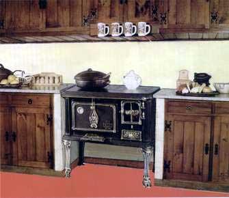Cocinas 4 estilos 4 ideas decoradoras decocasa - Como decorar una casa antigua ...