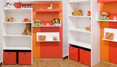 Ideas para guardar los juguetes decoradoras decocasa Estanterias infantiles ikea