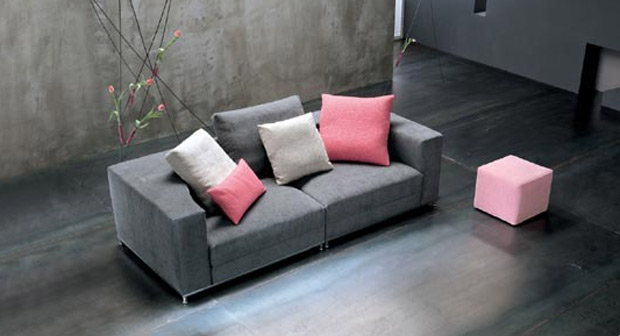 Sof cama funcional y moderno decoradoras decocasa for Sofa cama de 2 cuerpos
