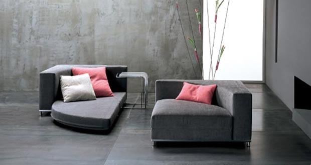 Sof cama funcional y moderno decoradoras decocasa for Sofa cama de un cuerpo