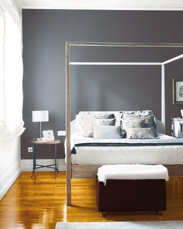 Dormitorios diferentes camas con dosel decoradoras decocasa - Doseles para camas ...
