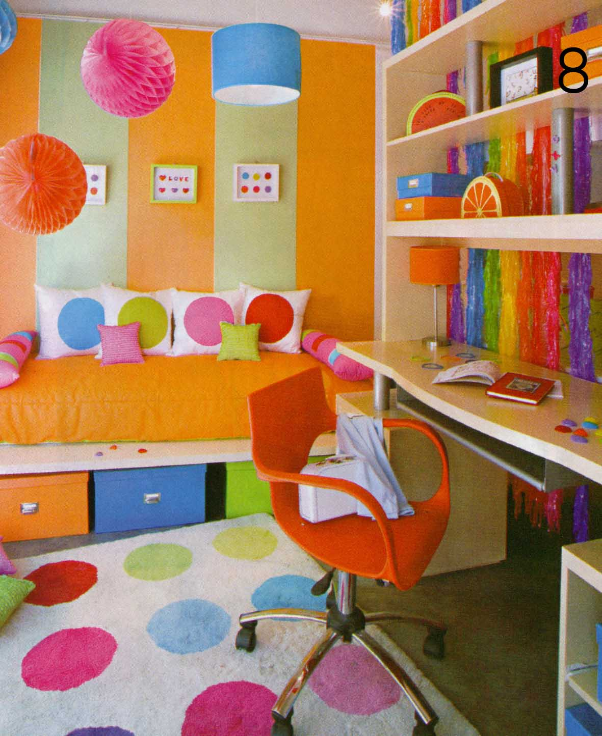Dormitorios infantiles algunas ideas para decorarlos - Ideas para dormitorios infantiles ...