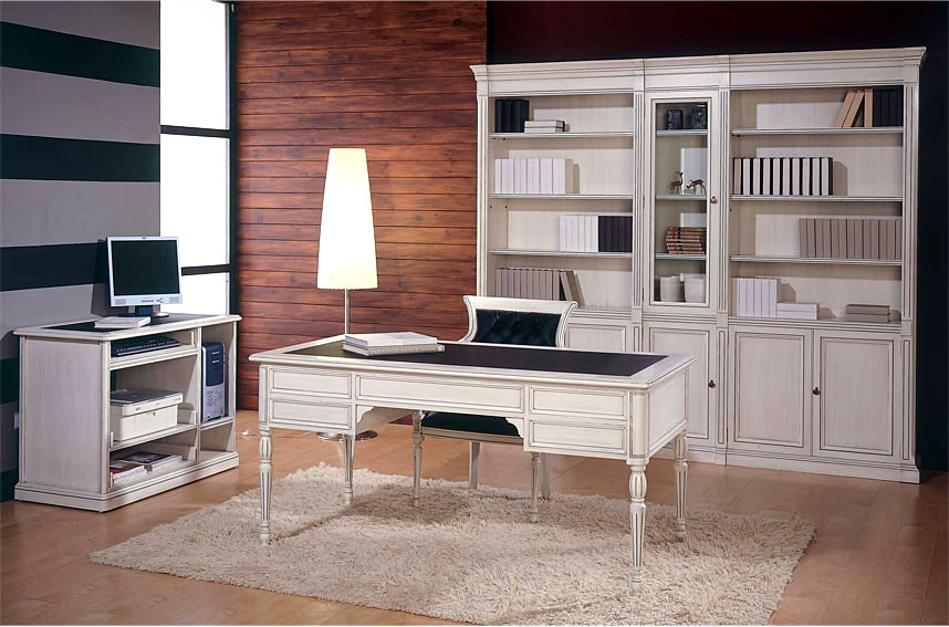 Escritorios onda vintage para todos los gustos for Muebles de oficina vintage