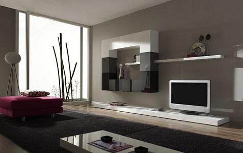 Ideas para decorar con gris decoradoras decocasa - Gama de colores grises para paredes ...