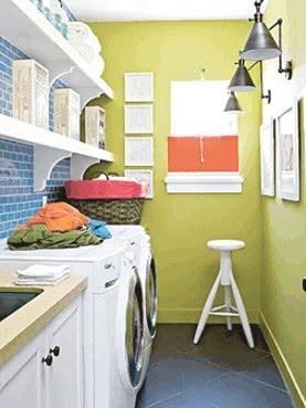 Lavaderos con estilo decoradoras decocasa for Cuartos lavaderos