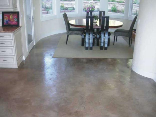 Pisos s al cemento alisado decoradoras decocasa for Pisos para living y cocina