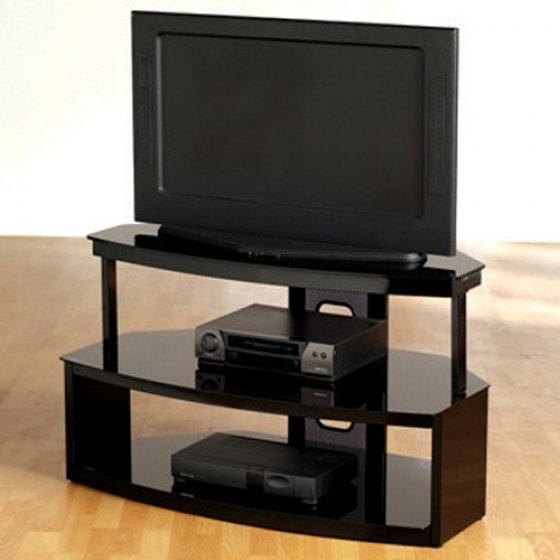 Muebles para tv planas audio y video ideas bien modernas for Mesas para tv modernas