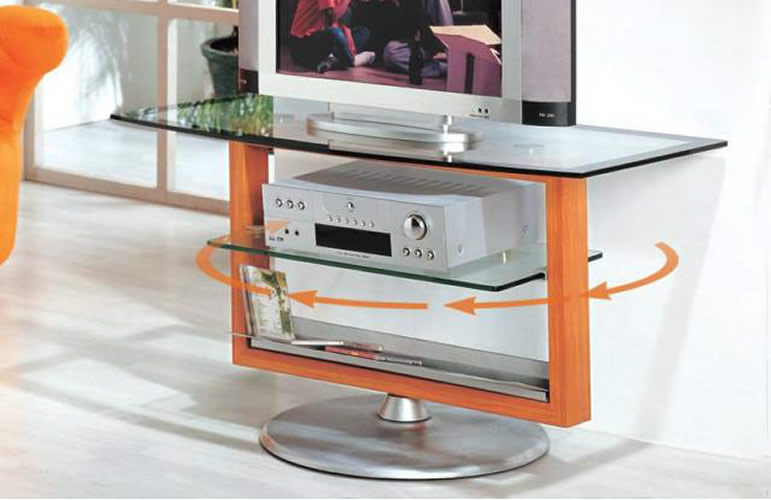 Muebles para tv planas audio y video ideas bien modernas - Ideas mueble tv ...