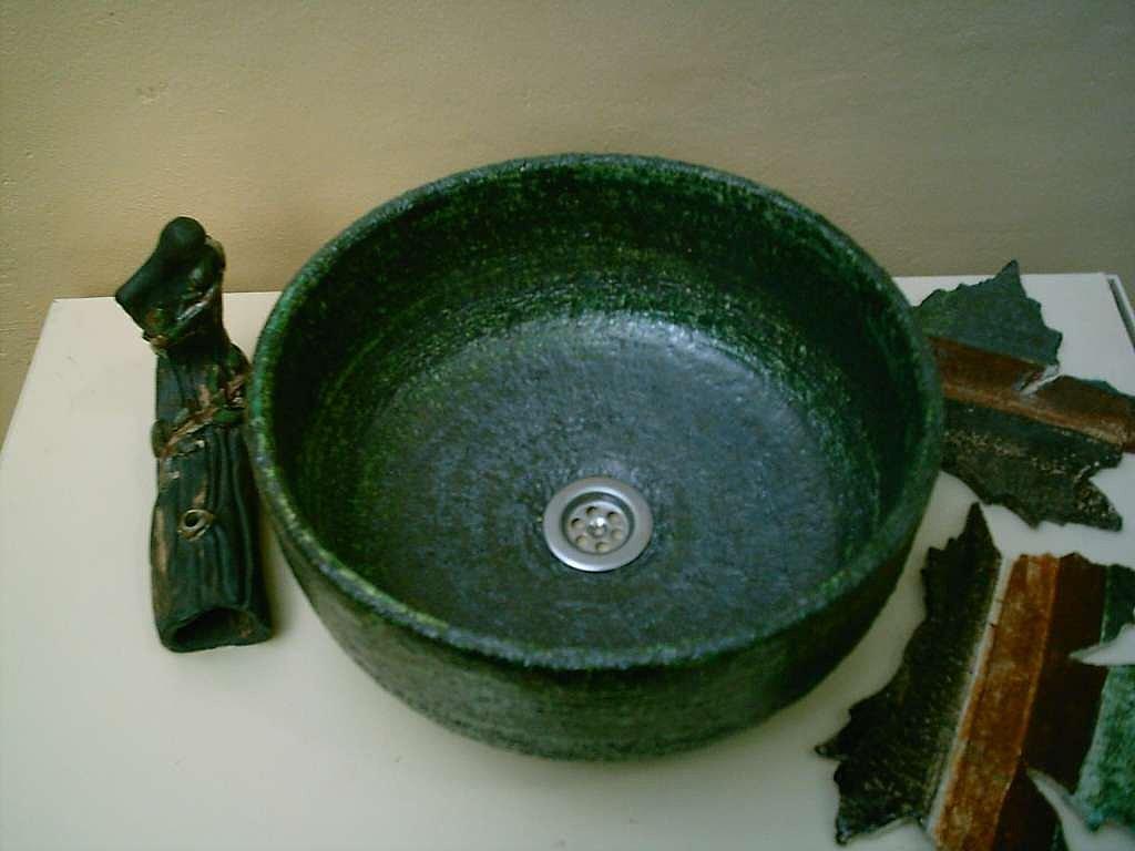 Bachas Para Baño De Piedra:Decoracion – Decoradoras Decocasa » bachas artesanales