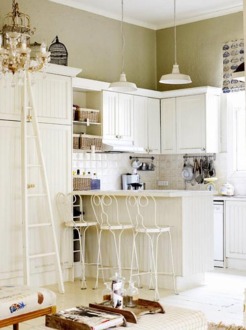 Tip para unificar estilos: muebles pintados de blanco – Decoradoras ...