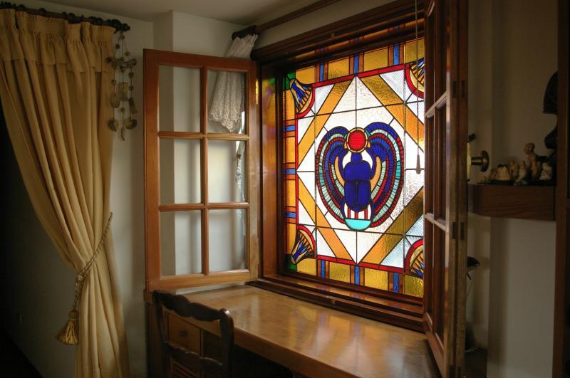 Decoracion Egipcia Casas ~ Vitrales arte y luz en tu casa ? Decoradoras Decocasa