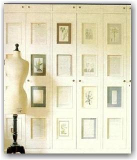 Puertas de armarios con mucha personalidad decoradoras - Decorar puertas de armarios ...