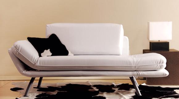 Sofas camas soluciones creativas y dise os super for Sillones cama modernos