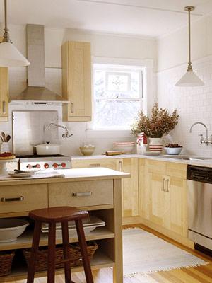 Cocinas poco espacio y mucho estilo decoradoras decocasa for Muebles poco espacio