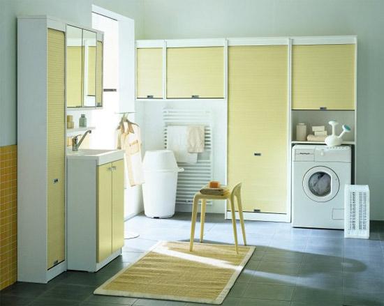 Inspiraci n para el lavadero decoradoras decocasa for Mobiliario lavadero