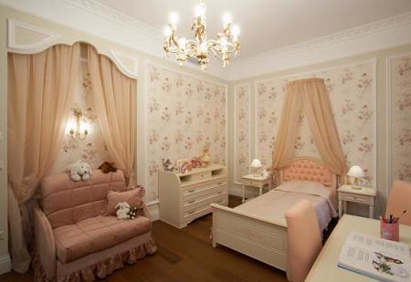 Deco infantil habitaciones vintage decoradoras decocasa - Dormitorios infantiles vintage ...
