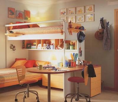 Decoración de dormitorios infantiles compartidos – Decoradoras ...