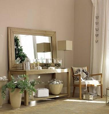 3 recibidores integrados decoradoras decocasa for Mueble recibidor madera