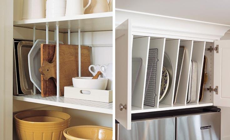 Trucos para poner en orden la cocina decoradoras decocasa - Orden en la cocina ...
