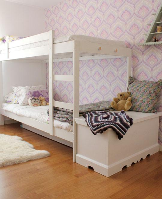 Decoraci n infantil camas marineras decoradoras decocasa for Decoracion marinera ikea