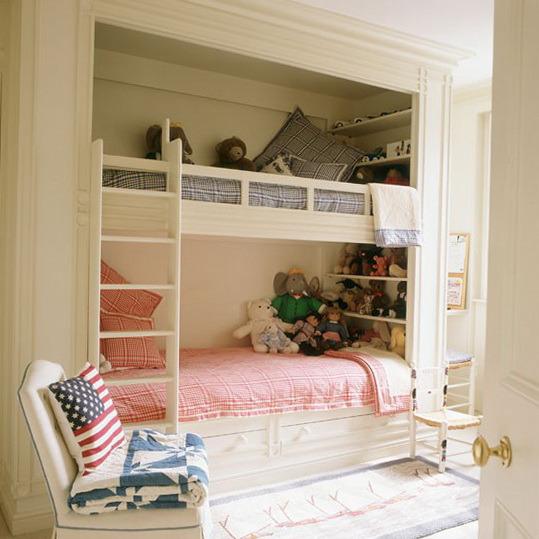 Decoraci n infantil camas marineras decoradoras decocasa - Habitaciones infantiles marineras ...