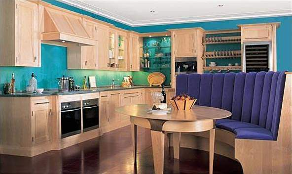 Ideas para el comedor diario decoradoras decocasa for Comedor cocina de diseno