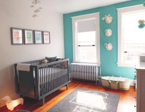 Dormitorios de bebé diferentes – Decoradoras Decocasa