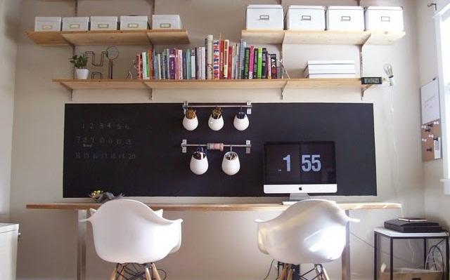 Ideas para el escritorio decoradoras decocasa - Ideas para escritorios ...