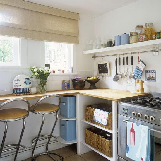 las cocinas americanas pueden convertirse en excelentes opciones cuando no se dispone de mucho espacio gracias a que conforman ambientes abiertos pueden - Ideas Cocinas Pequeas