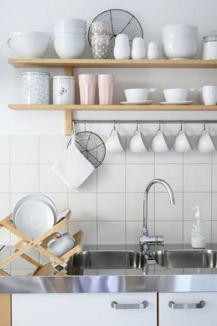 Cocinas decoradoras decocasa - Estanterias de cocina ikea ...