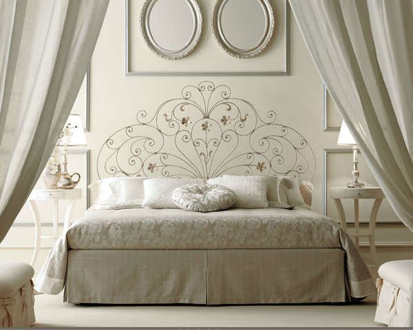 idea cuando se trata de complementar y decorar la zona de la cama