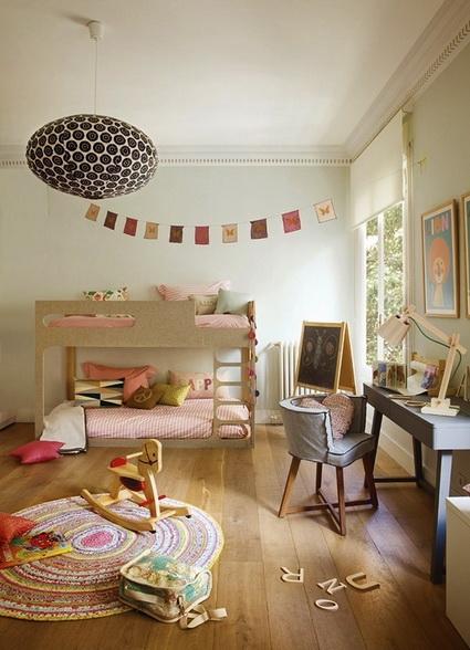 Decora un dormitorio infantil femenino compartido – decoradoras ...