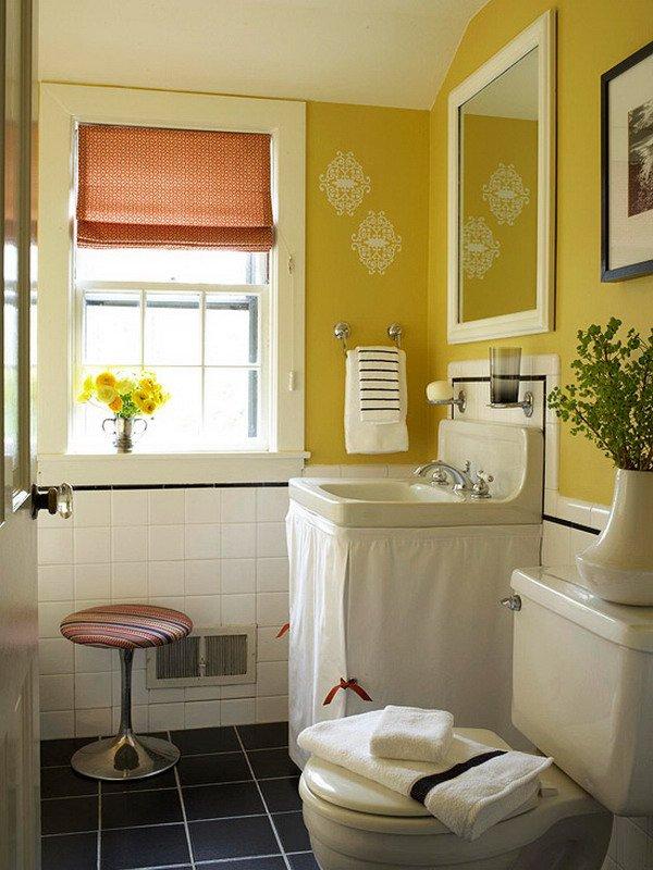 Ba os idea para bajomesadas decoradoras decocasa Color scheme ideas for bathrooms