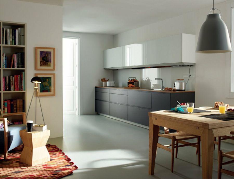 Cocinas modernas integradas decoradoras decocasa - Cocinas integradas ...